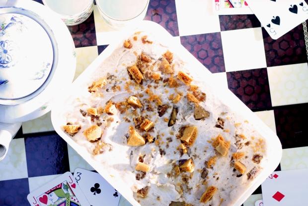 Toast ice cream tea party 3