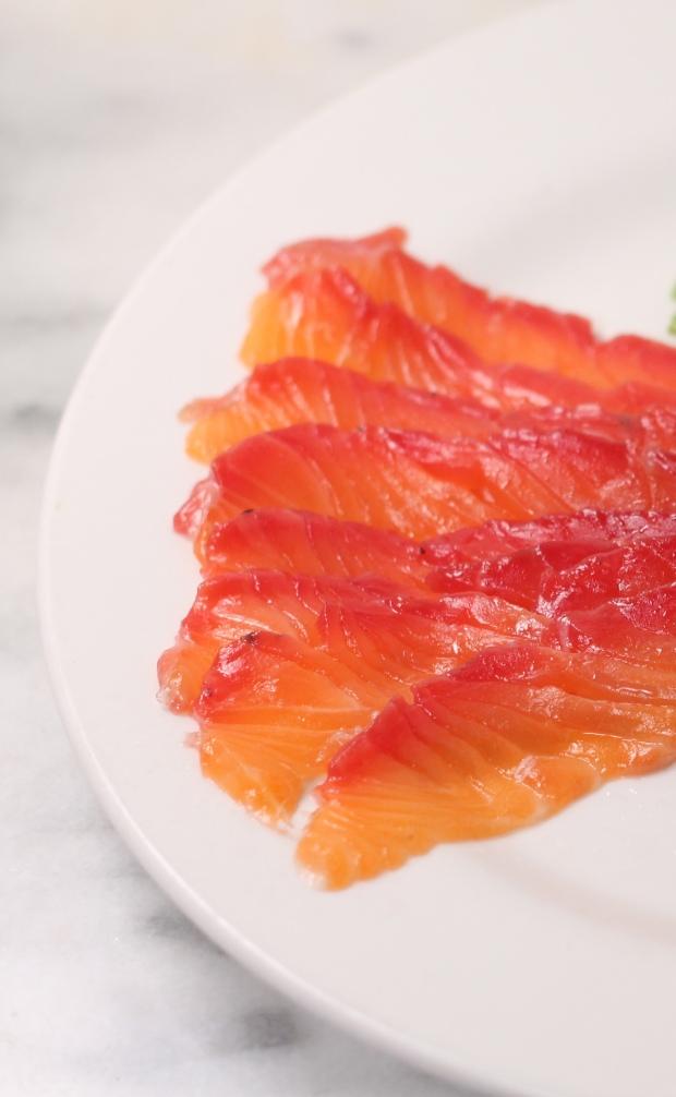 Salmon fan