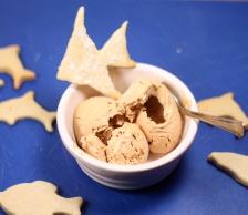 7 Sea Salt Caramel ice cream